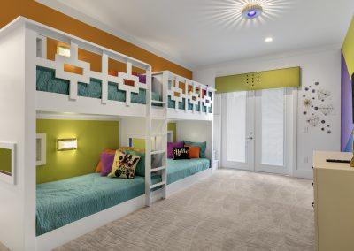 Guest Suite Bedrooms